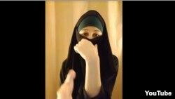 Жительница Чечни записала видеообращение к Кадырову