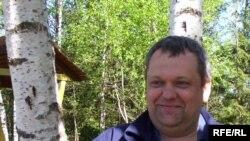 Валерий Леваневский вскоре после освобождения