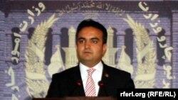 شکیب مستغنی سخنگوی وزارت خارجه افغانستان