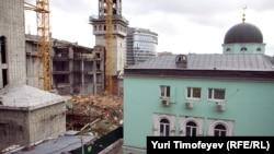 Соборная мечеть на проспекте Мира в Москве