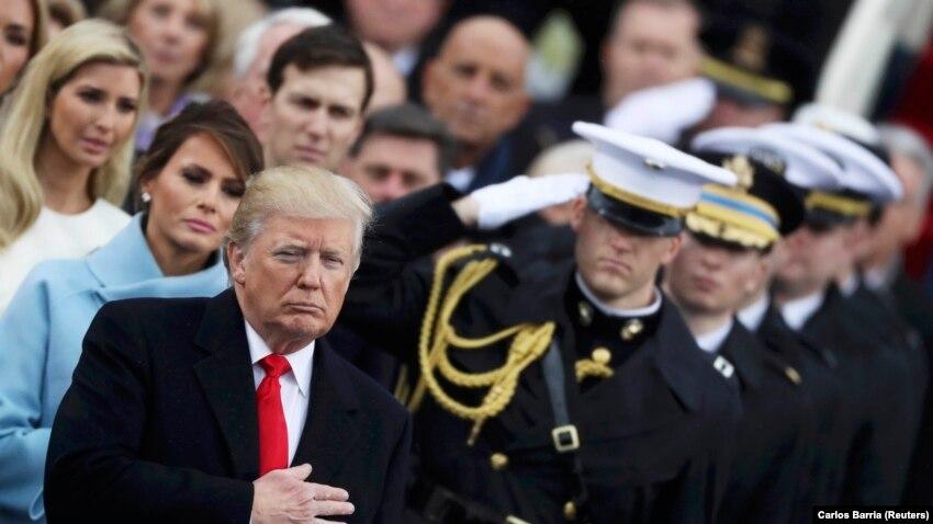 Прокуроры США проверяют украинцев, посетивших инаугурацию Трампа