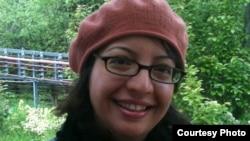 شادی صدر، حقوقدان و از مدیران سازمان عدالت برای ایران