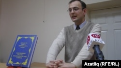 Сүзлек авторларының берсе Александр Горяинов