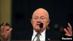 The director of national intelligence, James Clapper