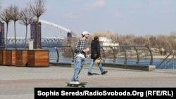 У Києві на вихідних очікується до +16
