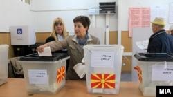 Архивска фотографија - Локални избори 2017, прв круг, 15 октомври 2017.