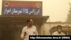 عکس قاسم سنبل آرا، ایسنا خوزستان