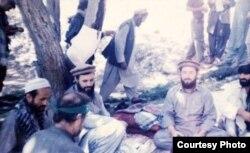 Боевики оппозиции во время гражданской войны в Таджикистане. Дата фото неизвестна