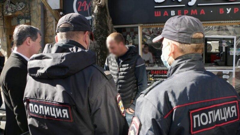 Крымчане должны иметь при себе паспорт, выходя из дома – российская полиция