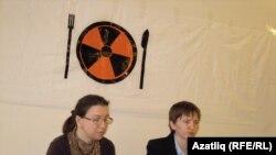 Ирина Докучаева һәм Неля Биктимерова