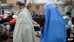 "In Afghanistan's conservative society, a bride's virginity is regarded by many as proof of her purity and many women are reportedly forced to undergo invasive ""virginity tests."" (file photo)"