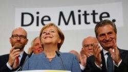 Победа Меркель и судьба Крыма