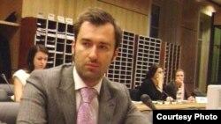 """Питер Залмаев, директор американской НПО """"Евразийская демократическая инициатива""""."""