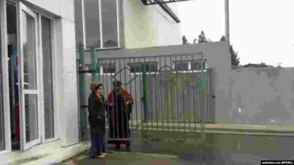 """Центр женского здоровья """"Эне мяхри"""", Ашхабад"""