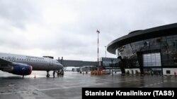 Москванын «Шереметьево» аэропорту.