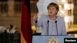 Angela Merkel, njemačka kancelaraka
