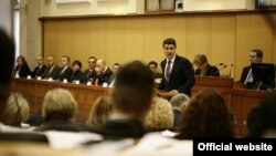 Sabor i vlada Hrvatske