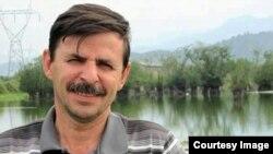 محمود بهشتی لنگرودی، سخنگوی زندانی کانون صنفی معلمان ایران