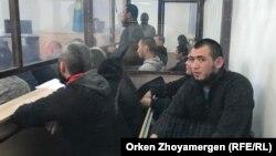 В Казахстане судят 14 бывших боевиков, вывезенных из Сирии спецслужбами, Нур-Султан, 22 октября, 2019