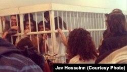 Суд членов активистов NIDA. Архивное фото