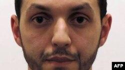 Бельгия терактілерге күдікті ретінде іздеу жариялаған Мохамед Абринидің суреті.