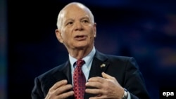 "Democratic Senator Ben Cardin, the ranking member of the U.S. Senate Foreign Relations Committee, and 19 other Senate Democrats said on January 30 the failure to impose new sanctions was ""unacceptable."""