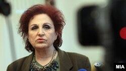 Мирјана Димовска член на Државната комисија за спречување на корупцијата.