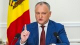Igor Dodon, imagine de arhivă.