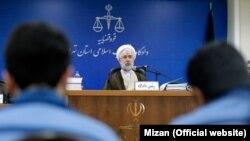 Iran - Tehran - Revoloutionaty Court - Movahed