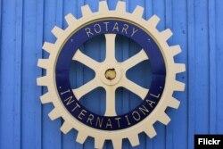Сымбаль Rotary International