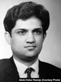 Абдул Зухур, маладыя гады