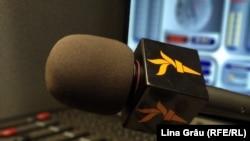 Moldova -- Microfon Radio Europa Liberă, RFERL Microphone, 09Jant2020