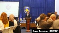 Debata o Sporazumu o demarkaciji, Priština, 3. avgust, ilustrativna fotografija