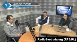 Юрий Косенко (слева)