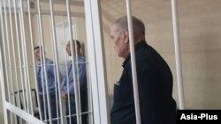 Шамиль Хакимов в суде на оглашении приговора
