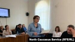 Уполномоченный по правам человека в Абхазии Асиды Шакрыл