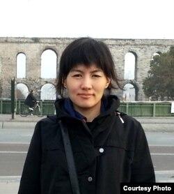 Кыргызстандык изилдөөчү Гүлдана Мурзакул.