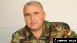 Генерал Шох Искандаров