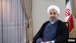 Iranian President Hassan Rohani took to state TV on August 2 to voice his support for the nuclear deal reached between Tehran and world powers.