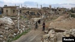 Sirija, februar 2016