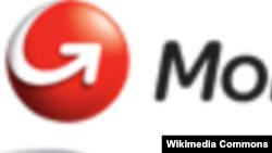 """MoneyGramyň"" logotipi. Illýustrasiýa suraty"