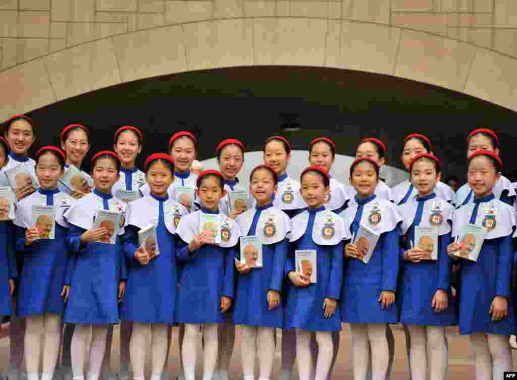 Так одевают школьниц в Южной Корее