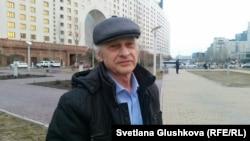 Юрист Антон Фабрый. Астана, 11 апреля 2016 года.