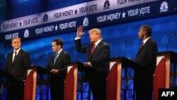 La ultima dezbatere televizată între candidații prezidențiali republicani de la 28 octombrie