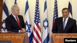 Біньямін Нетаньяху в Єрусалимі, 1 серпня 2012 року