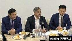 Сулдан: Ранэль Зиннәтуллин, Васил Шәйхразиев, Альфред Дәүләтшин