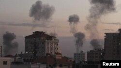 Палестина -- Газа шаары, 14-ноябрь, 2012