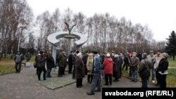 """""""Народный сход"""" в Минске 12 ноября 2011года"""