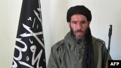Mokhtar Belmokhtar, identified by the Algerian Interior Ministry as the leader of a militant Islamic group thought to be behind the kidnappings