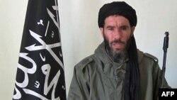 """Мавритания медиасы """"ал-Каида"""" уюмунун мүчөсүнүн сүйлөп жатканын көрсөттү."""